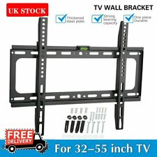 More details for tv wall bracket mount lcd led plasma 32 37 40 42 46 50 52 55 inch lg sony