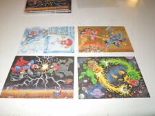 2014 Garbage Pail Kids series 2 battles and covers insert sets 4 cards each set