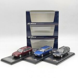 Hi Story 1:43 Mazda Capella Cargo GL-X 1989 HS272 Resin Model Limited Collection