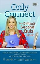 Only Connect The Difficult Second Quiz Book by Jack Waley-Cohen 9781785944581