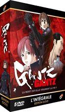 ★Gantz ★ Intégrale des 2 Saisons - Edition Gold - 5 DVD