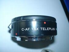 DG Kenko  C-AF 1,5x Teleplus MC   Teleconverter für Canon EF