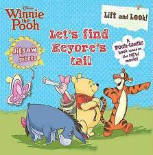 Disney WTP (The Movie) Lift & Look - Let's Find the Backson! (Disney Winnie the