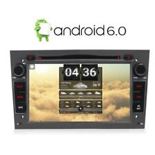 Android 6.0 Intel Atom DVD GPS Für OPEL Astra H Corsa Zafira B Tigra Grau DAB+