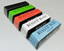 5 DIALUX ROUGE Jewelers French Polishing Bars Jewelry Luster Buffing Compound