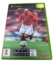 David Beckham Soccer XBOX Original PAL *Complete*