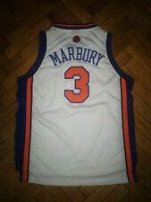 New York Knicks Jersey Adidas Stephon Marbury Kids NBA Shirt Basketball Boy Vest