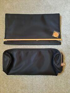 Ghd Heat Mat & Carry Case Rose Gold Heatproof Resistant Travel Pouch