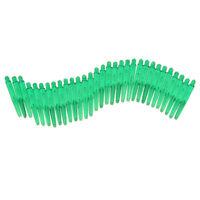 30 Pcs 35mm 2BA Thread Plastic Re-Grooved Dart Stems Shafts - 6 Colors