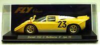 C22 FLY CAR MODEL Ferrari 512 S Spa 1970 #23 MIB 1/32 slot car *RARE*