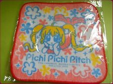 PICHI PICHI PITCH Mermaid Melody LUCIA NAKAYOSI MINI TOWEL  RARE!!
