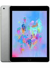 Apple iPad 6th Gen 32GB Wi-Fi 9.7in Various Grades  (2018)