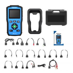 Valise Diagnostic iCarsoft CR Moto Diagnostic Multimarques Motos et Scooters OBD