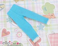 ☆╮Cool Cat╭☆【PT-L09】Pullip Capri Leggings/ Pants / Trousers with Lace # Blue