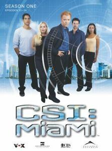 DVD - Csi: Miami - Season 1.2 (3 Dvds) Dvd-Box #G2017665