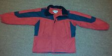 Columbia Sportswear mens red winter jacket size L