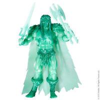 #SALE#  SPIRIT OF GRAYSKULL KING MOTU Glow Dark Masters Universe Classics HE MAN