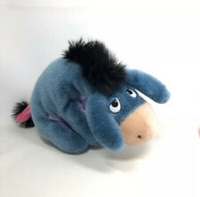 Vintage Gund Eeyore Beanbag Plush Stuffed Toy 100 Acre Collection Winnie Pooh