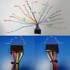 Dasaita DIY Wiring for Aftermarket Radio Power Harness Car Stereo Power Cable