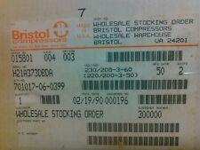 BRISTOL COMPRESSOR H21A373DBDA  37000BTU  23-208-3-60