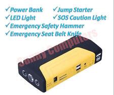 Multi-Function Portable Laptop iPhone Power Bank Battery Car Jump Starter TM15