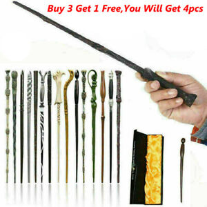 Harry Potter Wand Hermione Dumbledore Ginny Wizard Magic Wand Cosplay