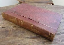 ENCYCLOPEDIE DES SCIENCES MEDICALES PAR BICHAT 1834 TOME 1