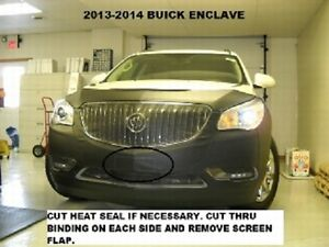 Lebra Front End Mask Cover Bra Fits 2013 2014 2015 2016 2017 13-17 Buick Enclave