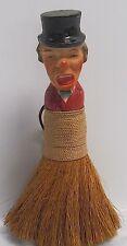 "Vintage Japanese ~HALF DOLL~Brush~ 8"""