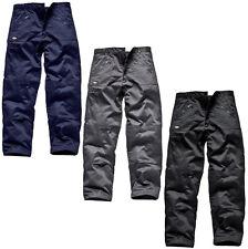Dickies Wd814 Redhawk Action Trousers Black 34r