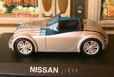 NISSAN JIKOO CONCEPT CAR NOREV ALTAYA 1/43 JAPAN GRISE GREY DIE CAST MODEL