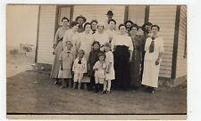 """""""THE EICHMAN CLAN"""": Kansas USA postcard (C23579)"""