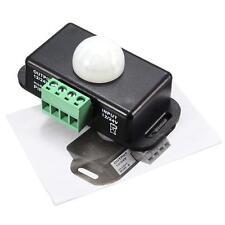 DC12V-24V 8A Automatic Infrared PIR Motion Sensor Switch for LED Strips Light