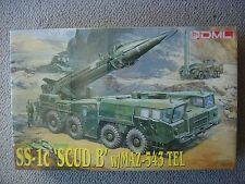 "DML 1/35 Soviet SS-1c ""Scud B"" with MAZ-543 Transporter"