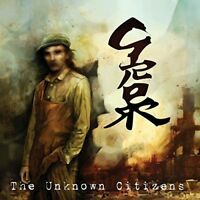 Grorr - The Unknown Citizens [CD]