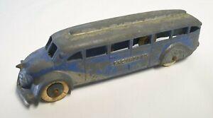 Tootsietoy Greyhound Bus - USA