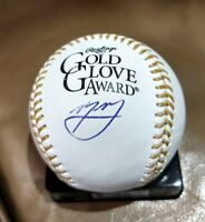 Manny Machado Autographed Rawlings Gold Glove Baseball*SD Padres/MLB SUPERSTAR*