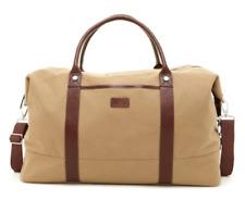 Trafalgar Khaki Canvas Travel Duffel Bag 2145