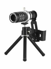 NEW 12x Optical Zoom Mobile Phone Telephoto Lens