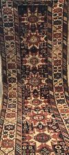 AN AWESOME ANTIQUE VINTAGE DESIGN CAUCASIAN RUNNER