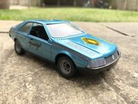 Polistil Renault Fuego SN17 Scale 1:25 Used And Very good Condition