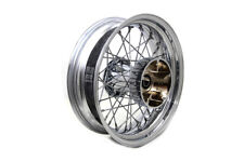 """16"""" x 5.00"""" Rear Wheel Chrome for 2009-up FLT w/ ABS Harley Davidson motorcycles"""