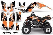 ATV Decal Graphic Kit Quad Sticker Wrap For Yamaha Raptor 660 2001-2005 STSTR O