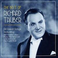 Richard Tauber : The Best Of CD (2003) ***NEW*** FREE Shipping, Save £s