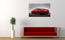 """HONDA NSX 2015 BACK PRINT WALL POSTER PICTURE 33.1"""" x 20.7"""""""
