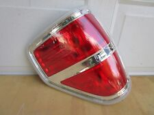 09 10 11 12 13 14 FORD F-150 REAR LEFT TAIL LIGHT OEM