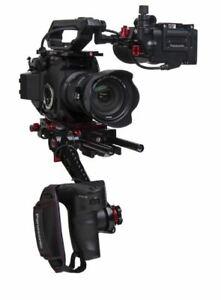 Zacuto EVA1 Z-Finder Recoil Pro V2 Shoulder Mounted Rig Camera Support Kit