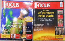 LOTTO RIVISTA FOCUS - NR. 203 - 205