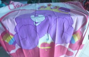 Retro Care Bear -Blanket  -  (Time to sell my collection)