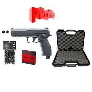 Pistolet Umarex T4E HDP 50 Cal. 50 CO2 +100 Balles Caoutchouc lire attentivement
